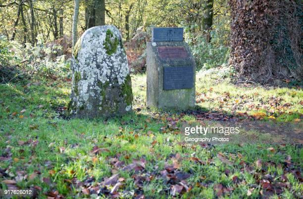 Swanborough Tump Swinbeorg 850AD Anglo Saxon meeting place near Woodborough Wiltshire England UK