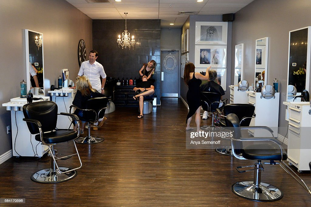 Swank Salon on July 21 in Commerce City, Colorado  Miranda Vinyard