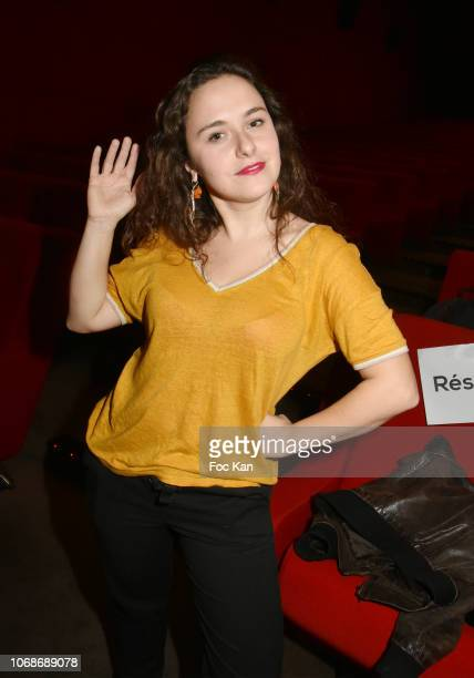 Swann Perisse co founder of YouTube attends the 'Mobile Film Festival Stand Up 4 Human Rights Awards' Ceremony Hosted by Youtube Creators For Change...