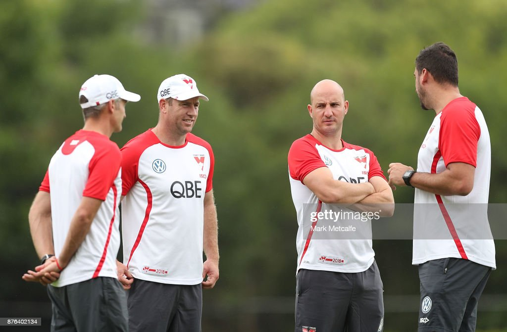 Sydney Swans Media Opportunity & Training Session