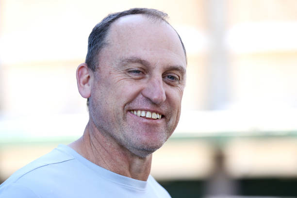 AUS: John Longmire Media Opportunity & Recovery Session