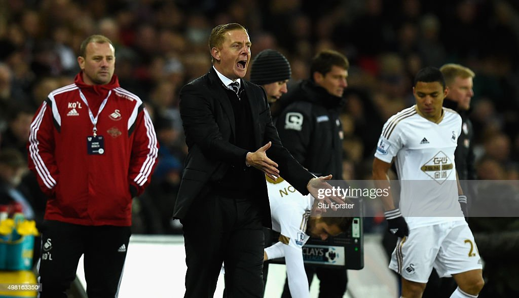 Swansea City v A.F.C. Bournemouth - Premier League : News Photo