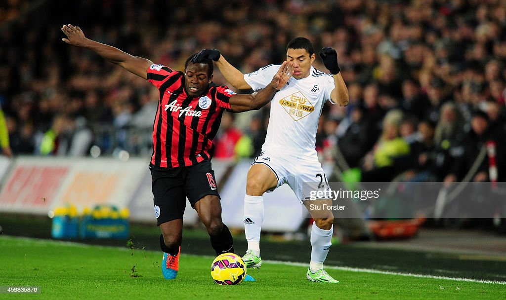 Swansea City v Queens Park Rangers - Premier League