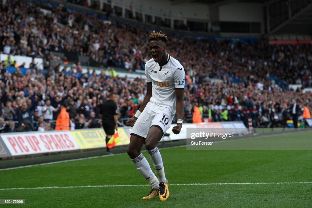Swansea City v Watford - Premier League : News Photo