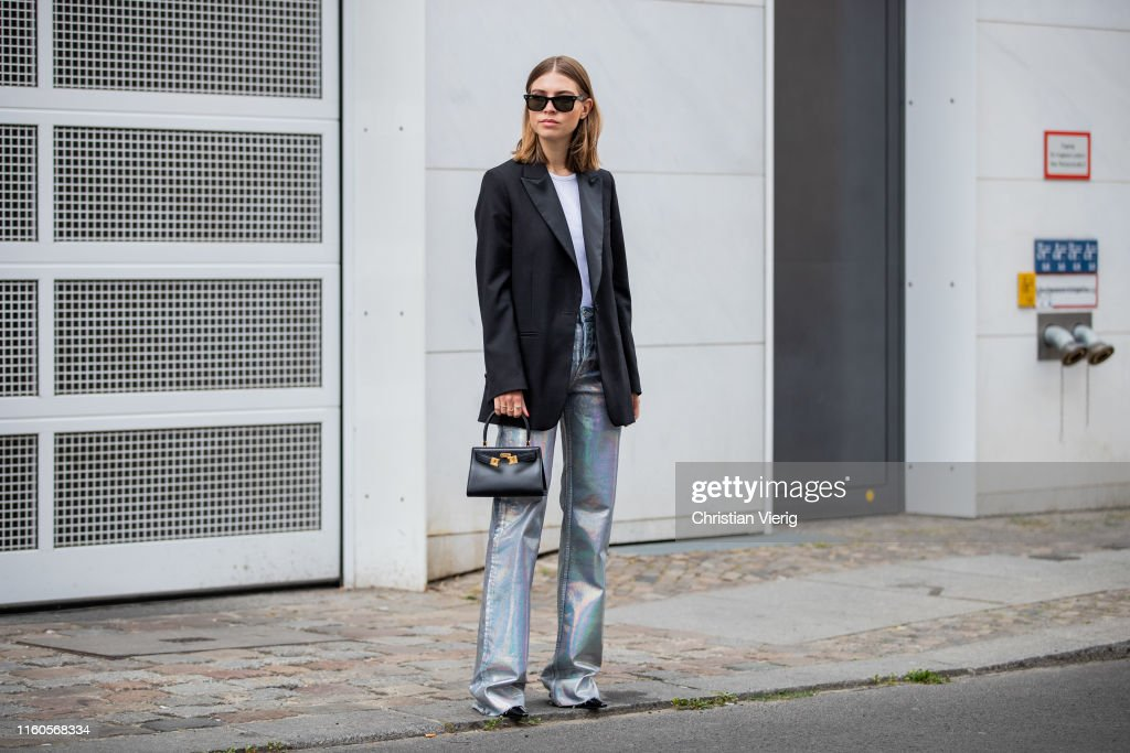 Street Style - Berlin - July 6, 2019 : News Photo