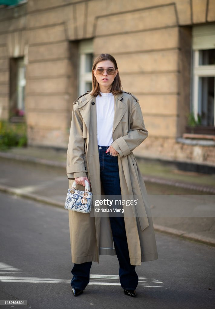 DEU: Street Style - Berlin - April 1, 2019