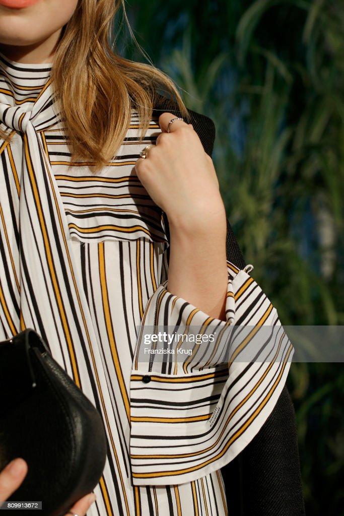 Dorothee Schumacher Arrivals - Mercedes-Benz Fashion Week Berlin Spring/Summer 2018 : News Photo