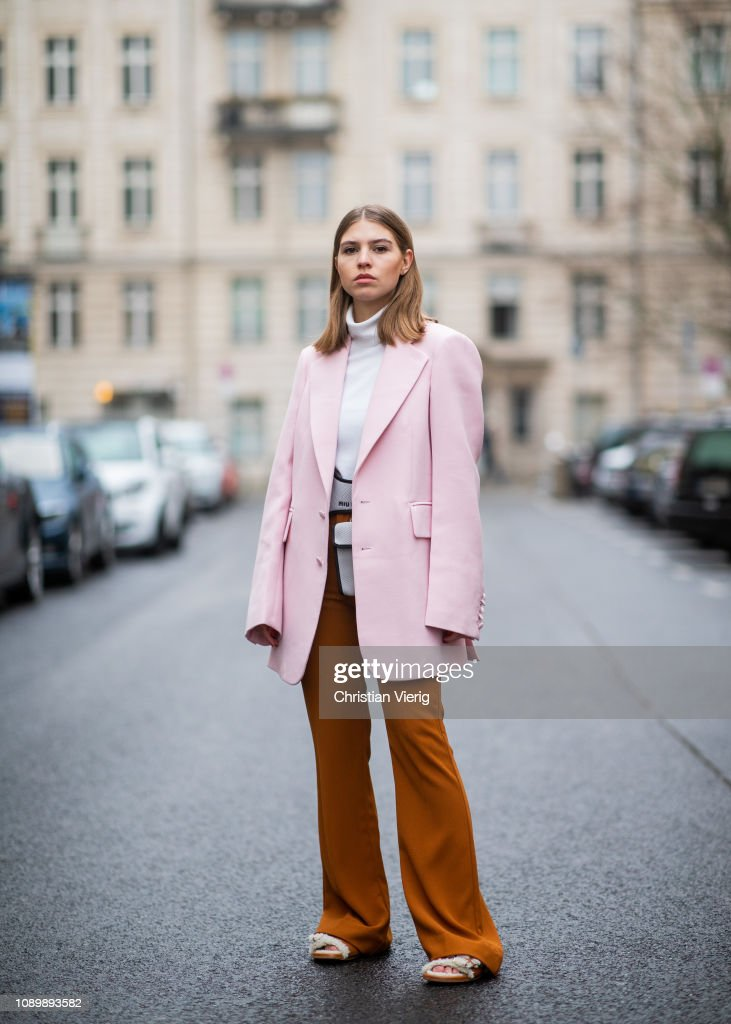 DEU: Street Style - Berlin - January 4, 2019