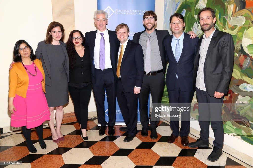 NY: 2019 Pershing Square Sohn Prize Dinner