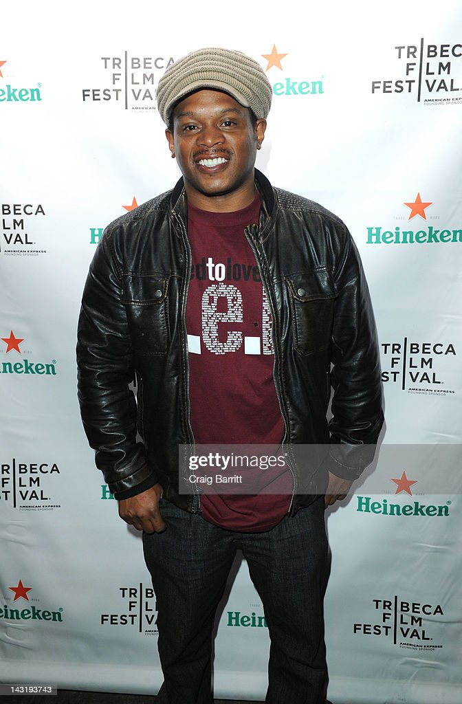 Sway attends Tribeca Film Festival 2012 After-Party For Free Samples, Hosted by Heineken on April 21, 2012 in New York City.