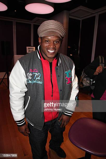 Sway Calloway attends the 2012 Global Spin awards press conference at Yotel Hotel on October 9 2012 in New York City
