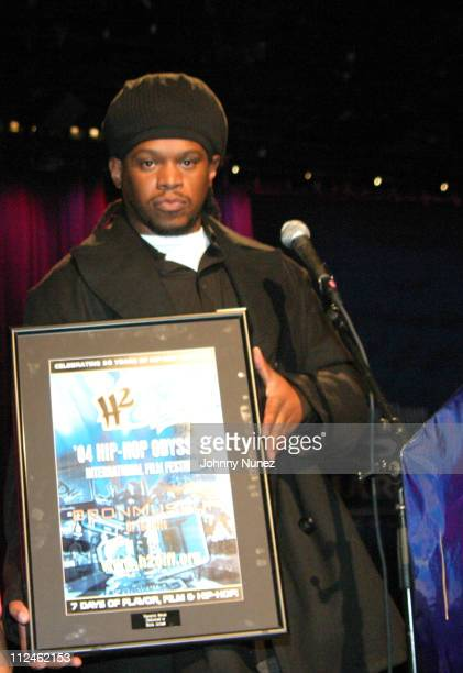 Sway during The 3rd Annual H2O Film Festival Odyssey Awards at Peter Jay Sharpe Theater in New York City New York United States
