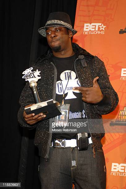 Sway winner Best UK HipHop Act during 2006 BET HipHop Awards Nintendo VIP Lounge and Media Lounge Day 2 at Fox Theatre in Atlanta Georgia United...