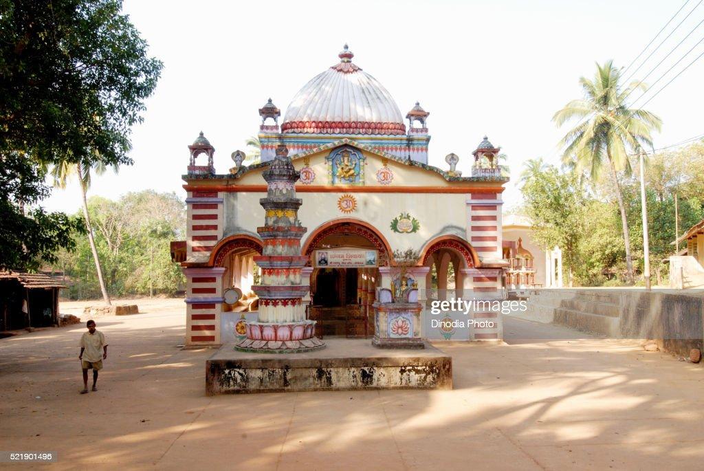 swayambhu shiv mandir at mochemad aravali vengurle sindhudurg