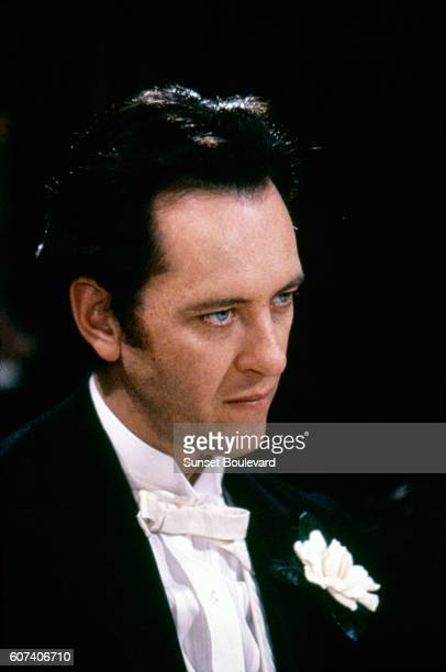 Swazilandborn British actor Richard E Grant on the set of The Age of Innocence based on the novel by Edith Wharton and directed by Martin Scorsese