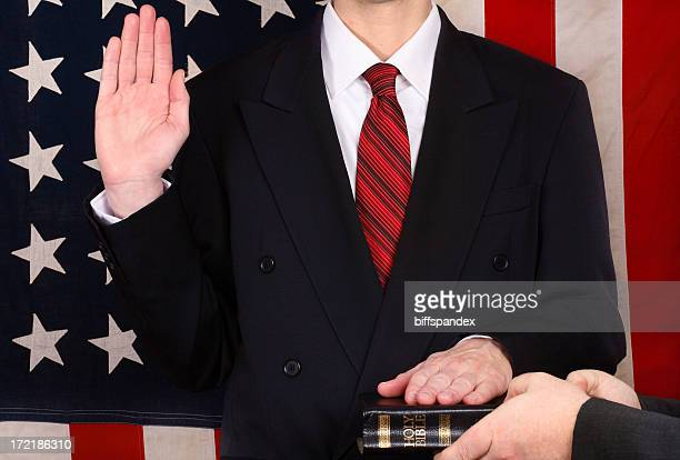 swearing an oath - witness stock pictures, royalty-free photos & images