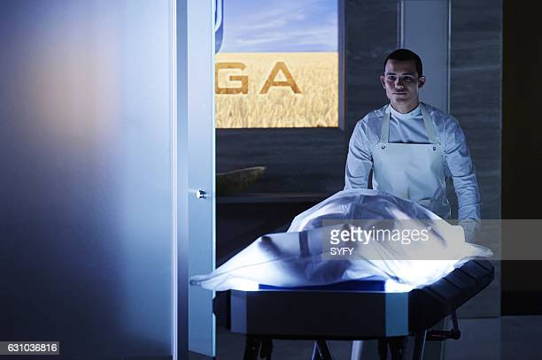 INCORPORATED Sweating the Assets Episode 106 Pictured Eddie Ramos as Theo