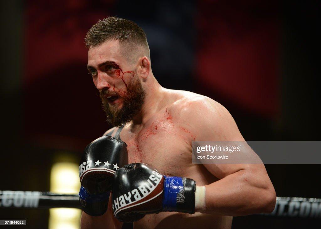 MMA: APR 28 Lion Fight 36 : Foto jornalística