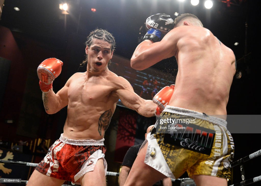 MMA: APR 28 Lion Fight 36 : News Photo