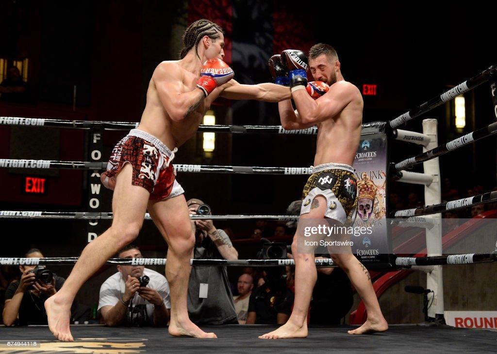 MMA: APR 28 Lion Fight 36 : News Photo