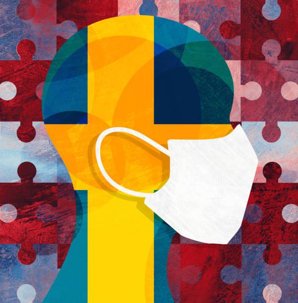 Sweden face mask