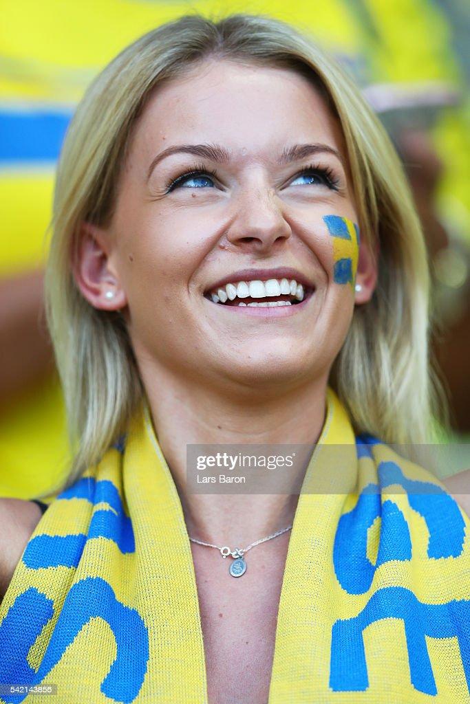 Sweden v Belgium - Group E: UEFA Euro 2016 : News Photo