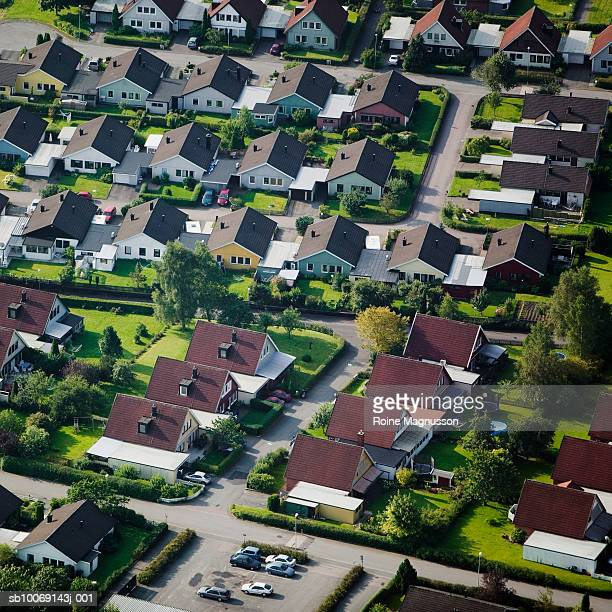 Sweden, Halland, aerial view