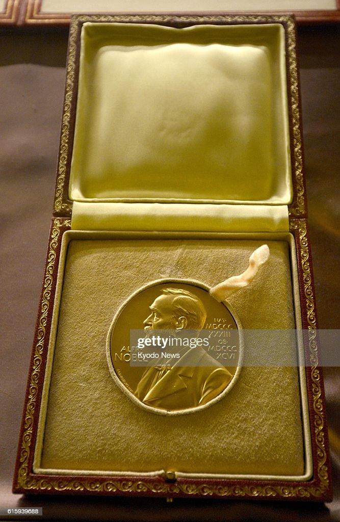 Nobel laureate Yamanaka in Stockholm : News Photo