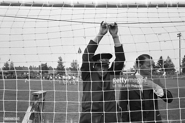 Match France Scotia La sixième Coupe du monde de football s'est tenue en Suède du 8 juin au 29 juin 1958 La décision de jouer la compétition en Suède...