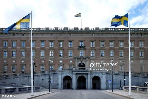 Sweden Stockholm Kungliga Slotten