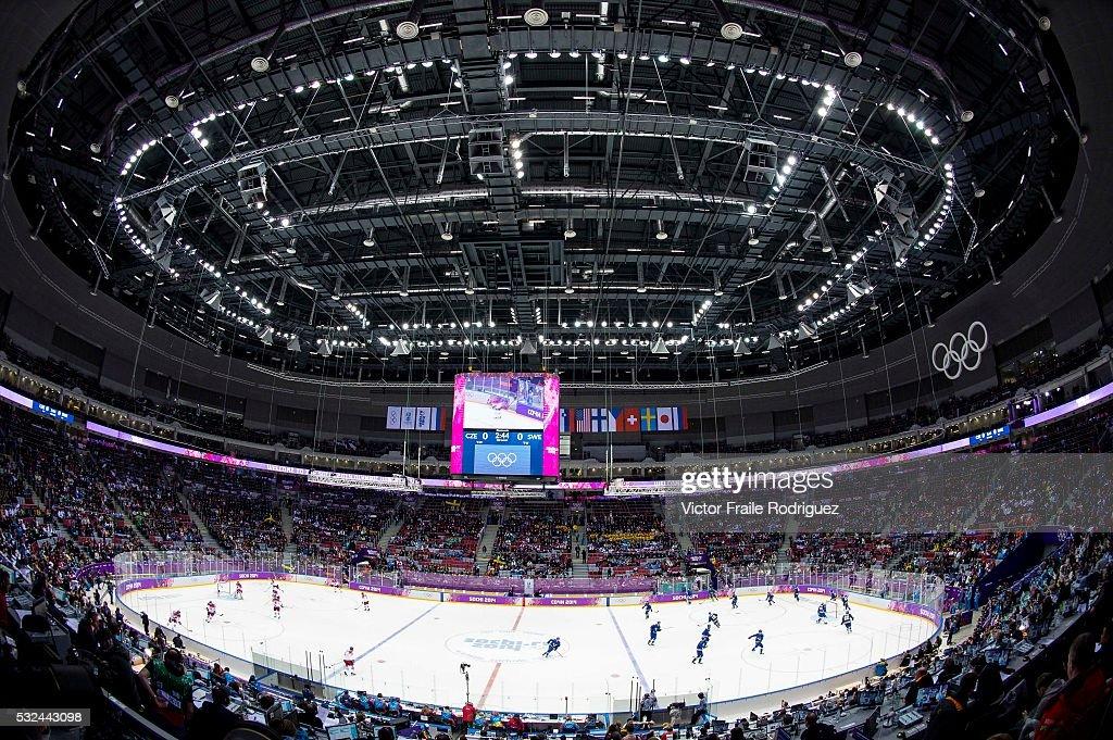 Sochi 2014 Winter Olympic Games - Men's Ice Hockey : News Photo