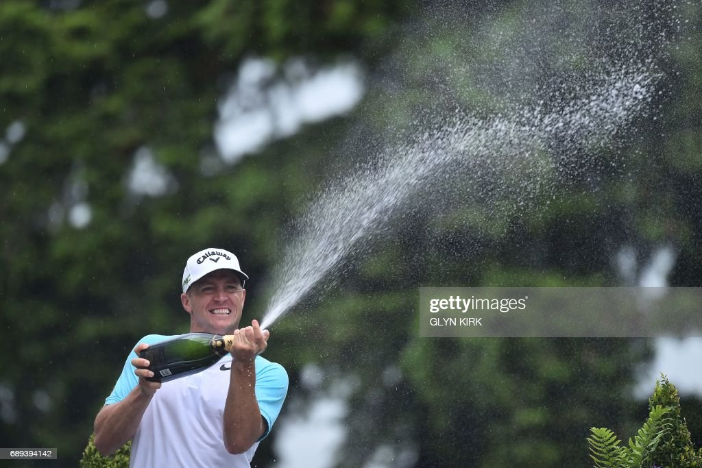 GOLF-EPGA-WENTWORTH : News Photo