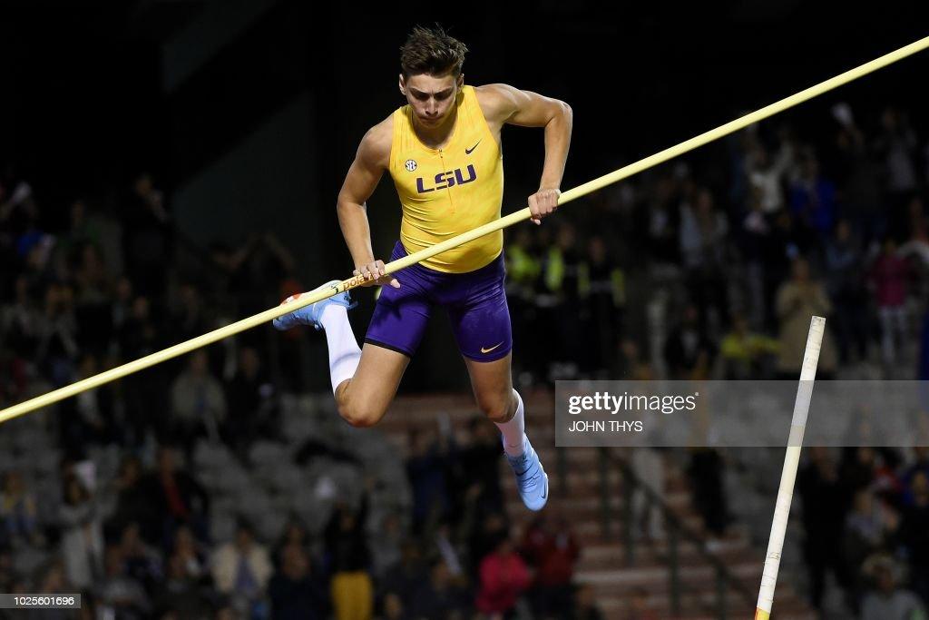 ATHLETICS-BEL-IAAF-DIAMOND : News Photo