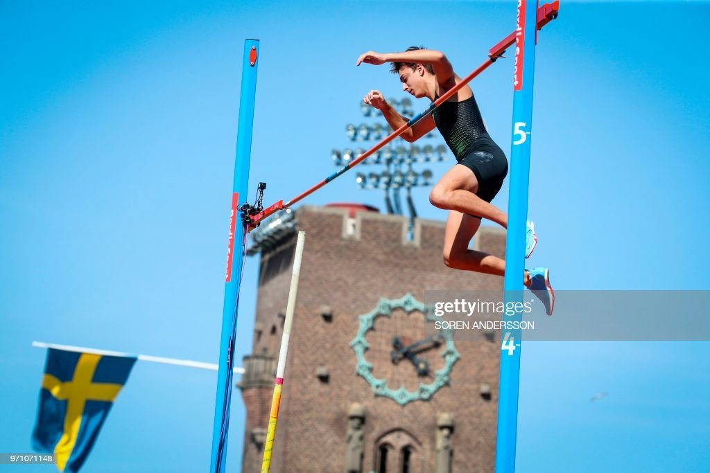 SWEDEN-ATHELTICS-DIAMOND-LEAGUE : News Photo