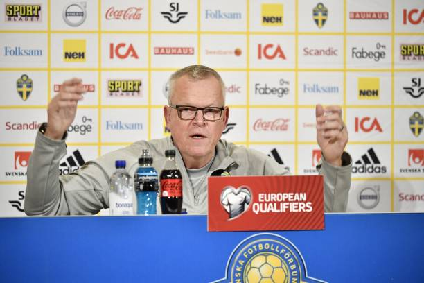 UNS: Sweden v Greece - 2022 FIFA World Cup Qualifier