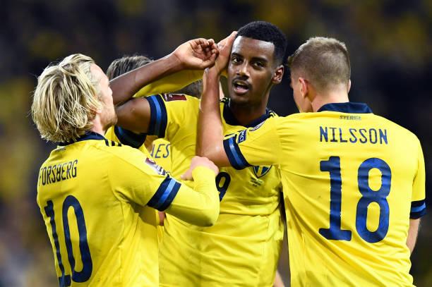 UNS: Sweden v Kosovo - 2022 FIFA World Cup Qualifier