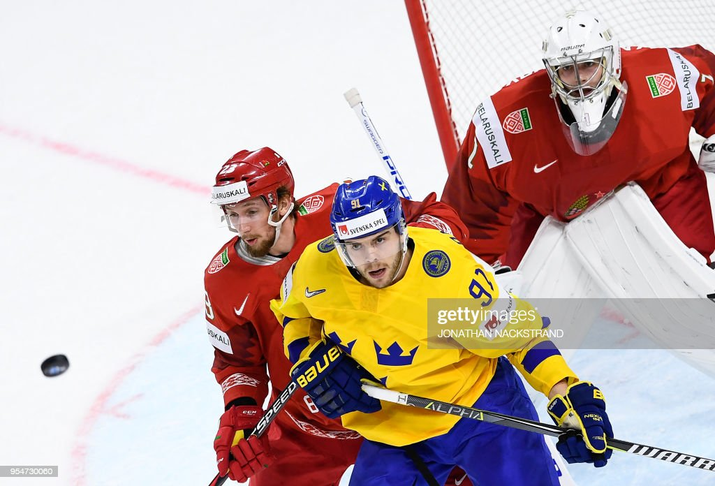 Sweden v Belarus - 2018 IIHF Ice Hockey World Championship