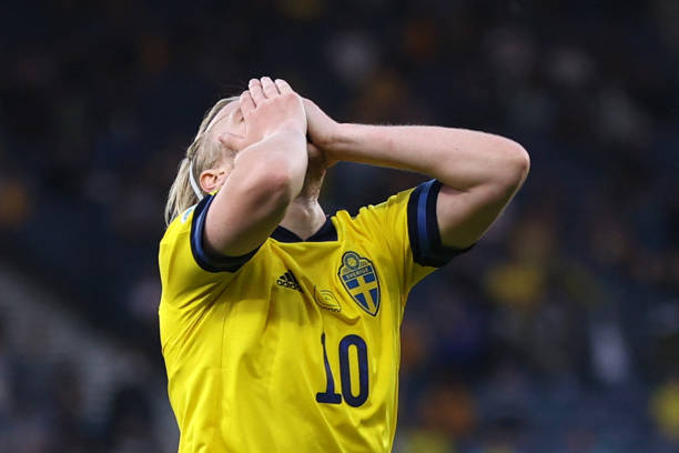 GBR: Sweden v Ukraine - UEFA Euro 2020: Round of 16