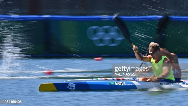 JPN: Canoe Sprint - Olympics: Day 13