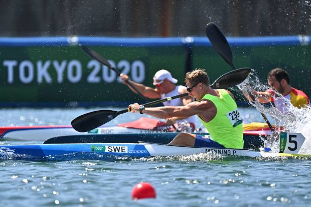 JPN: Canoe Sprint - Olympics: Day 12