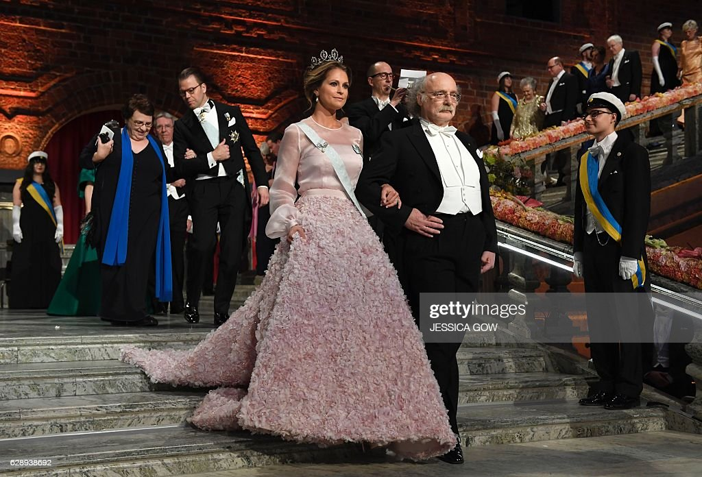 SWEDEN-NOBEL-BANQUET : News Photo