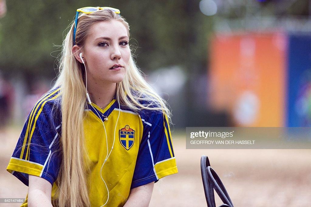 FBL-EURO-2016-FAN : News Photo