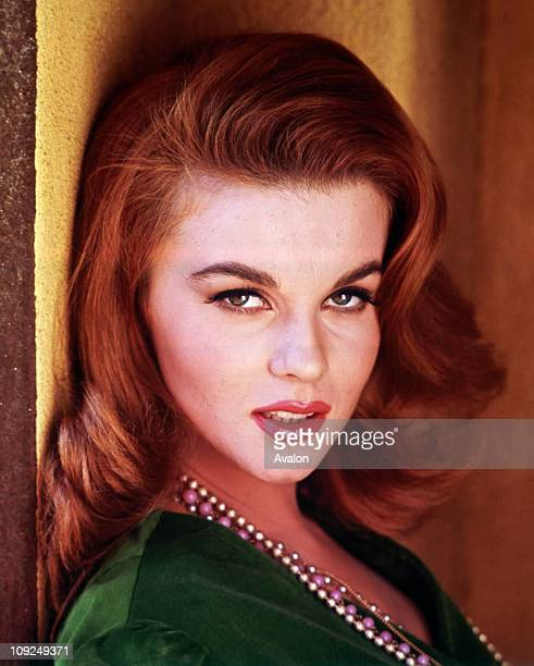Swedish Actress Annmargret Singer and Dancer