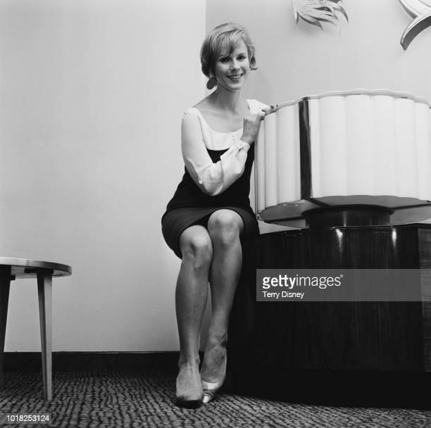 Swedish actress Bibi Andersson UK 13th December 1966