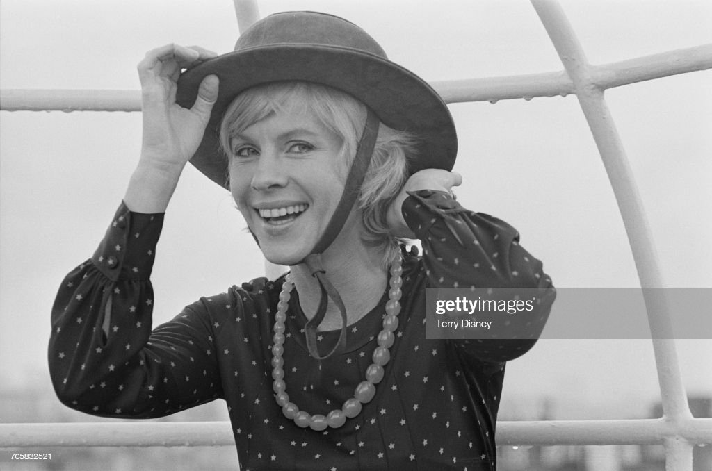 Bibi Andersson : News Photo