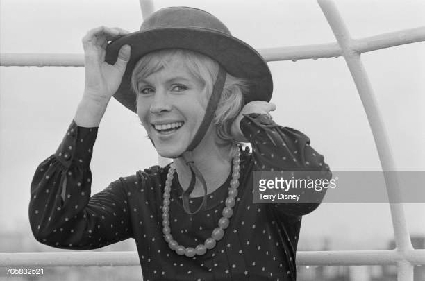 Swedish actress Bibi Andersson UK 17th October 1971
