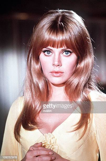 Swedish Actress Britt Ekland, .