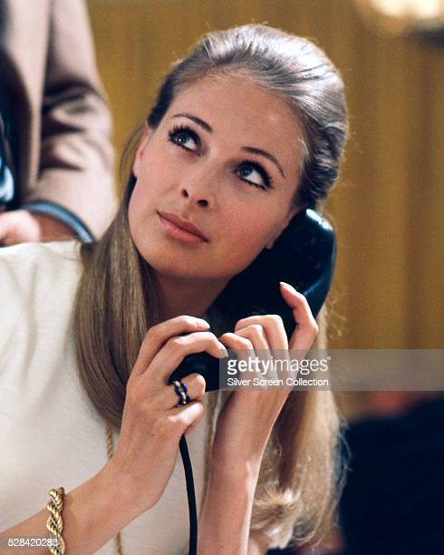 Swedish actress Camilla Sparv as Carole Stahl in 'Downhill Racer' directed by Michael Ritchie 1969