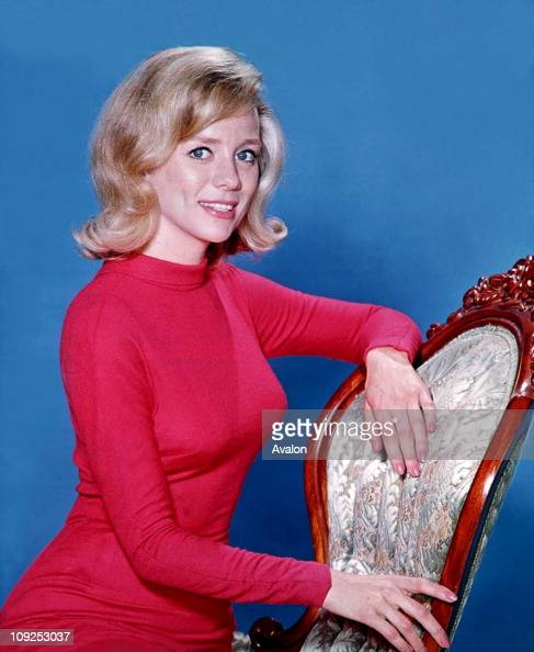 Swedish Actress Inger Stevens, . News Photo