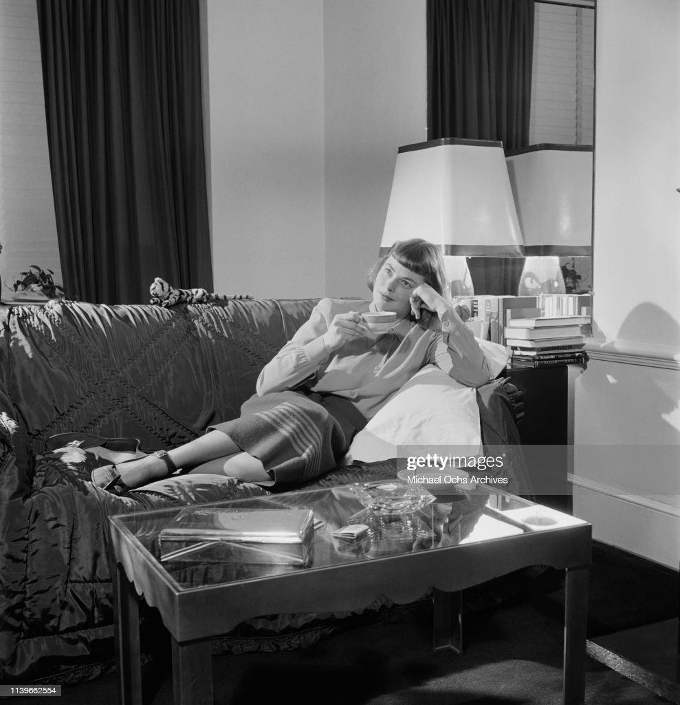 Ingrid Bergman : Fotografia de notícias